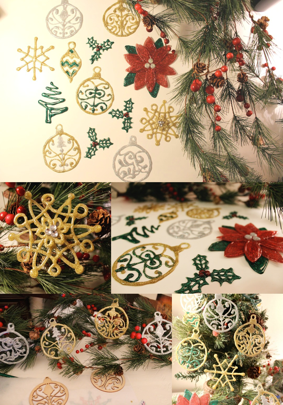 Pinterest hot glue ornaments 3